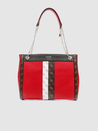 Sac Femme Rouge Guess