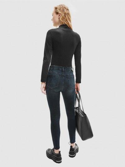 Body Mulher Peached Calvin Klein