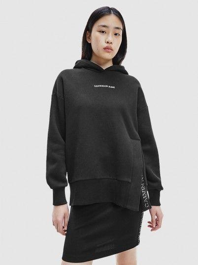 Sweatshirt Mulher Shadow Calvin Klein