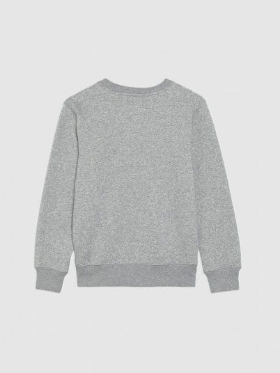 Sweatshirt Boy Grey Levis