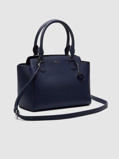 Bolsa Mulher Shopping Lacoste