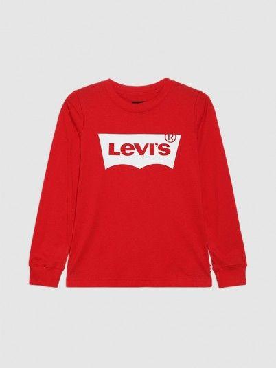 Sweatshirt Menino Batwing Levis