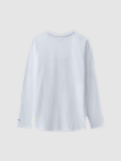 T-Shirt Menino Anton Pepe Jeans