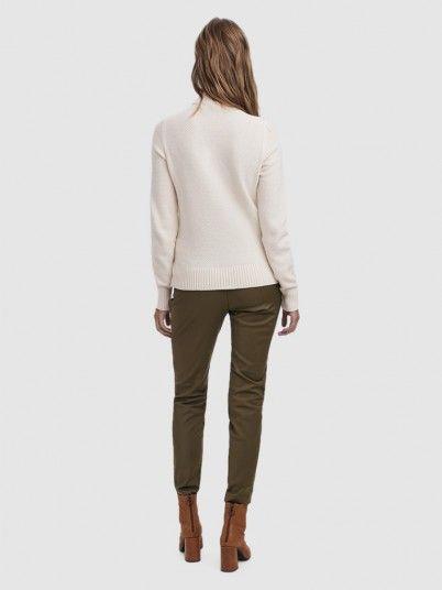 Knitwear Woman Beige Vero Moda