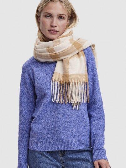 Scarf Woman Beige Vero Moda