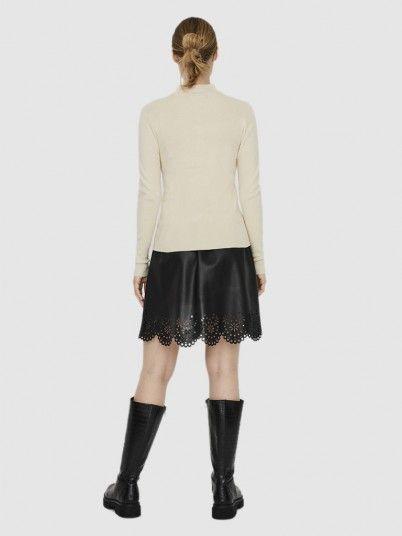Knitwear Woman Cream Vero Moda